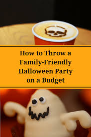 halloween coffee drinks how to throw a family friendly halloween party on a budget