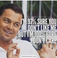 Leonardo Decaprio Meme - leonardo dicaprio meme esteem quotes