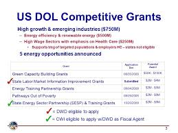 arra update u0026 energy sector training grant opportunity roberta