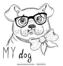 dog doodle stock images royalty free images u0026 vectors shutterstock