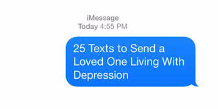 thank you letter to your girlfriend texts to send someone with depression the mighty
