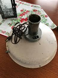 vintage christmas tree stand metal rotating musical stand electric