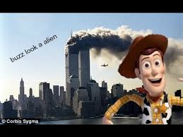 Buzz Lightyear And Woody Meme - buzz lightyear woody does 9 11 youtube