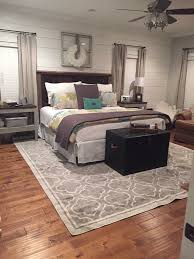 What Is The Size Of A King Bed Best 25 Rug Under Bed Ideas On Pinterest Bedroom Rugs Rug