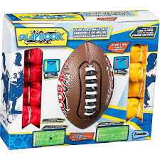Football Country Flags Amazon Com Franklin Sports Mini Playbook Flag Football Set