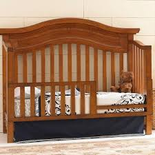 Bonavita Convertible Crib Bonavita 8400 Series Lifestyle Guard Rail Country