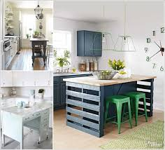 kitchen island alternatives alternative kitchen islands created from recycled stuff
