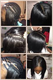 hair for crochet weave crochet braids with kanekalon hair hair styles pinterest