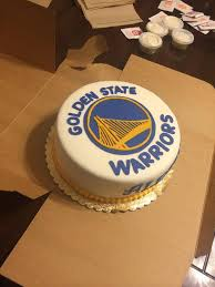 golden state warriors cake cakes made by my sister ohana bake