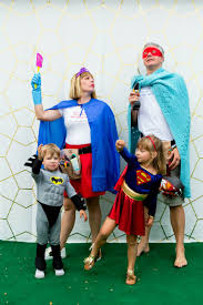Neil Patrick Harris Family Halloween Costumes by Images Of Family Superhero Halloween Costumes Kourtney Kardashian