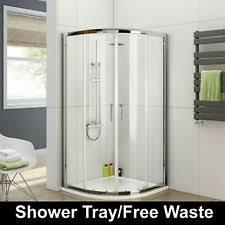 Shower Doors Ebay Glass Shower Doors Trays Panels Enclosures Ebay