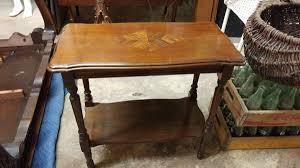 Mahogany Side Table Nice Small Mahogany Side Table W Inlay Wood U2013 Attractive U2013 Long