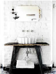 Industrial Bathroom Vanity Rustic Wood Vanity Frameless Shower - Industrial bathroom design