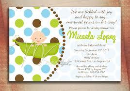 baby shower invitations examples cimvitation