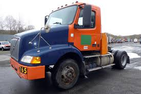 volvo 800 truck 2003 volvo vnm42t single axle day cab tractor for sale by arthur
