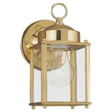 brass outdoor lighting and brass gold outdoor wall mounted