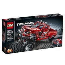 lego technic 2017 legotechnic lego technic 42029 customized pick up truck