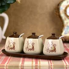 kitchen decorative canisters kitchen accessories beautify your kitchen with the existence of