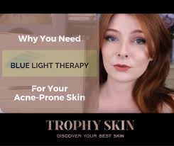 light treatment for skin blue light therapy effective for acne treatment info how it