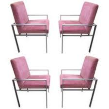 Harveys Armchairs Pair Of Rare Aluminum Armchairs By Harvey Probber For Sale At 1stdibs