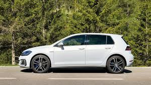 2018 volkswagen golf gte first drive review