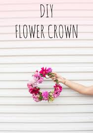 create a flower crown for the goddess in you zenned out