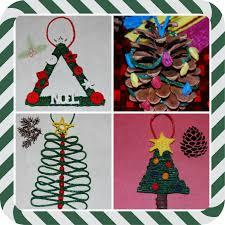 christmas christmas diy how to make tree paper craft for kids jk