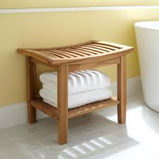Bath Shower Stool Teak Bathroom Bench 3teak Folding Bath Stool Ammatouch63 Com