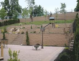 Backyard Terrace Ideas Terraced Backyard Ideas Designs For Your Backyard Or Terrace