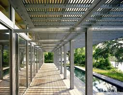 gallery of low country residence frank harmon architect 4