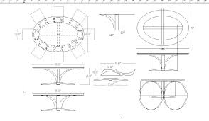 Dining Room Table Sizes Standard Dining Table Sizes Marshalldesign Co