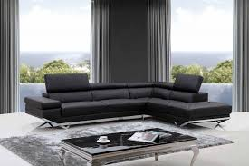 Find Small Sectional Sofas For Small Spaces by Black Leather Sectional Sofa Tips For Your Living Room Small