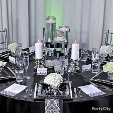 black and white wedding decorations exciting black and white wedding table decorations 88 about