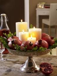 Advent Decorations Christmas Candle In An Apple Beautiful Scandinavian Look