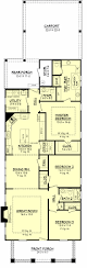 craftsman style house plan beds baths sqft idolza