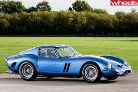 250 gto value 1962 250 gto on sale for record 75 million wheels