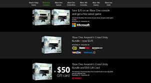 target free gift cards for black friday here are the black friday sales for xbox one ps4 pc and more