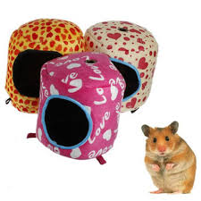 pet hamster hanging warm bed pet hammocks bed tree attach cage pp