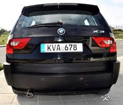bmw x3 2006 suv 2 0l diesel manual for sale limassol cyprus bazar