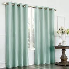 blind u0026 curtain curtain rods kohls kohls drapes room