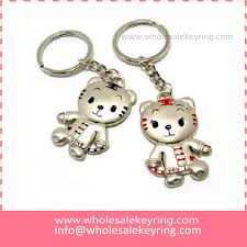 love key rings images Couple love you cat keyring cute pair little kitty keychain lovely jpg