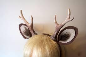 Deer Antlers Halloween Costume Hey Awesome Etsy Listing Https Www Etsy