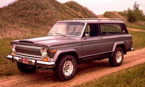 1987 jeep wagoneer interior jeep a brief history autonxt
