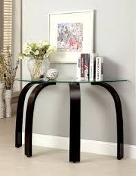 Walnut Sofa Table by Mara Dark Walnut Sofa Table