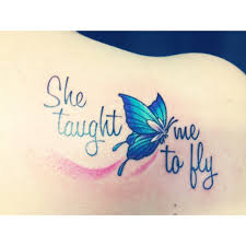 Mother And Daughter Love Quotes by My Half Of The Mother Daughter Tattoo My Mom And I Got Love It