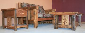 Front Room Furniture by Rustic Living Room Furniture U2014 Barn Wood Furniture Rustic