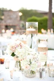 strongly scented candles floating candle centerpiece ideas for