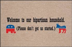 funny doormat bipartisan household 100 olefin doormats coco