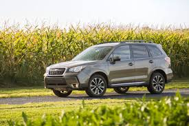 green subaru forester 2016 subaru forester new york international auto show