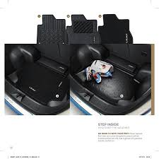 nissan leaf floor mats page 8 of nissan leaf accessories 2014